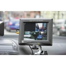 Комплект видеонаблюдения для учебных автомобилей 4 камеры